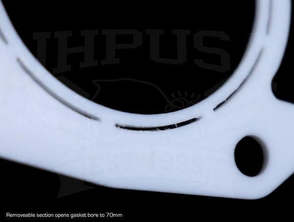 Hybrid Racing Thermal Throttle Body Gasket - K-series