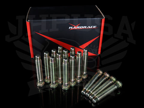 Hardrace Extended Wheel Stud Set - Civic / Integra