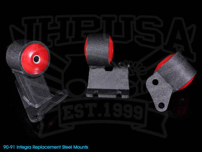 Innovative Steel Replacement Engine Mount Kit