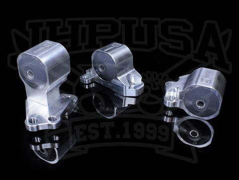 Innovative Billet Auto To Manual Mount Kit - 92-95 Civic/92-97 Delsol