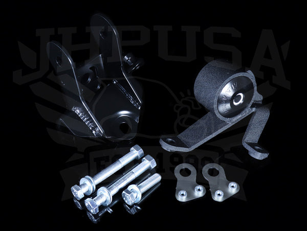 Innovative Billet Replacement Engine Mount Kit - 06-11 Civic Si