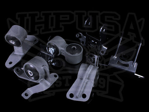 Innovative Steel Replacement Engine Mount Kit - 06-11 Civic Si