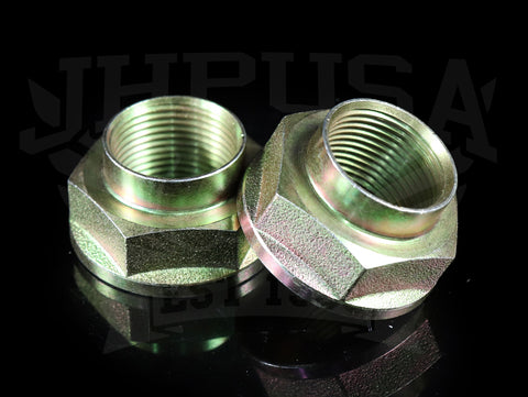 Insane Shafts Spindle Nuts - Honda / Acura