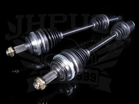 Insane Shafts Axles - 98-01 Honda CR-V AWD (Front Axles)