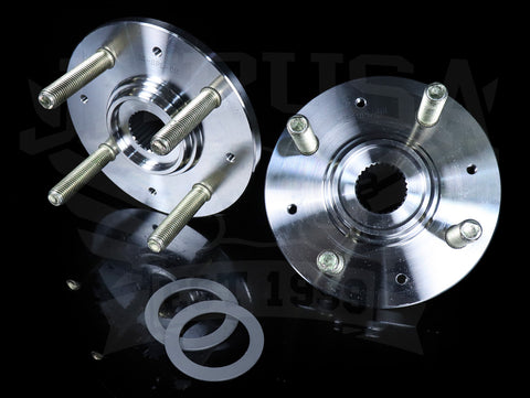 Insane Shafts 4x100 36mm Wheel Hubs - B/K-swap - 92-00 Civic / 94-01 Integra