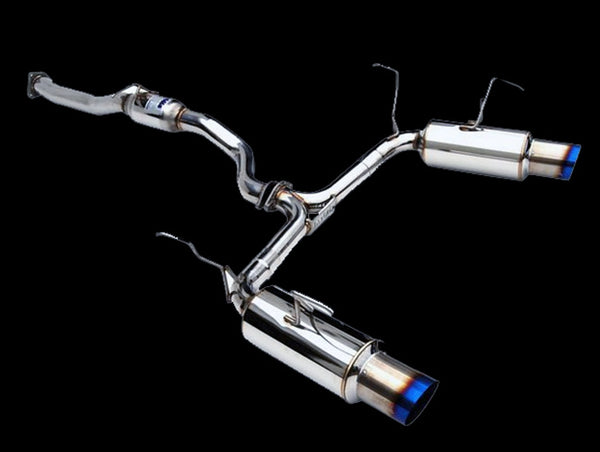 Invidia Cat-Back Exhaust System - 00-09 S2000 AP1 (Titanium Tip)