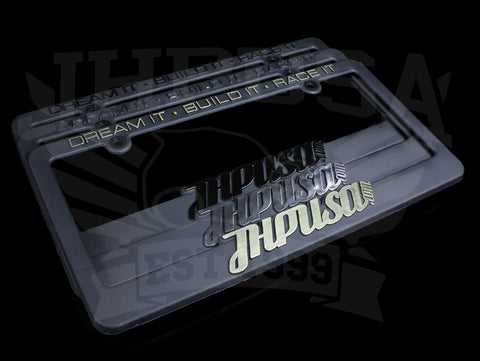 "JHPUSA ""DBR"" License Plate Frame"