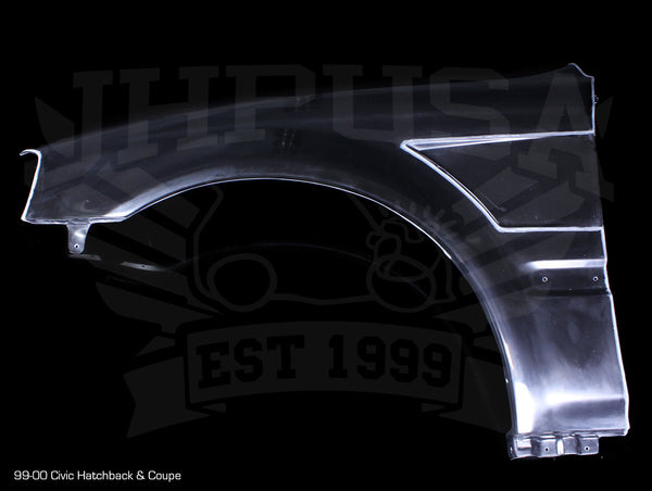 J's Racing Wide Fender Kit - Civic / Integra