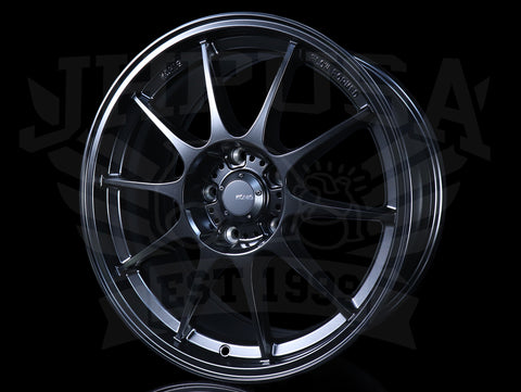 Konig Dekagram Wheels - Matte Black 18x8.5 / 5x114 / +35