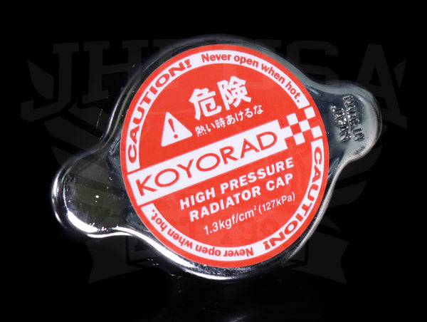Koyo Type A 1.3 Bar 18.85 PSI High Pressure Radiator Cap