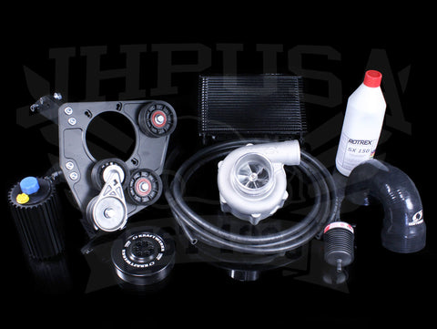 Kraftwerks Race Supercharger Kit  - B/K-series