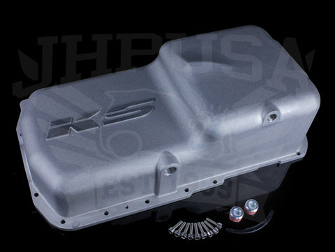 KS Tuned H2B Cast Oil Pan Kit
