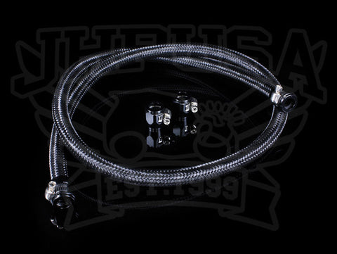 K-Tuned K-swap Brake Booster Line Kit