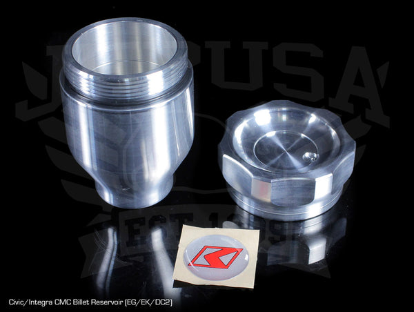 K-Tuned CMC Billet Reservoir - Civic/Integra/S2000