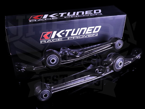 K-Tuned Front Lower Control Arms - 88-91 Civic/CRX