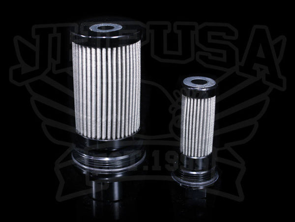 K-Tuned High Flow Fuel Filters (-8/-10AN)