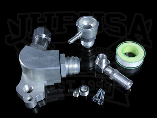 K-Tuned K-series Upper Coolant Housing V2 (w/Filler) - K20A/A2/A3/Z1 & K24A1