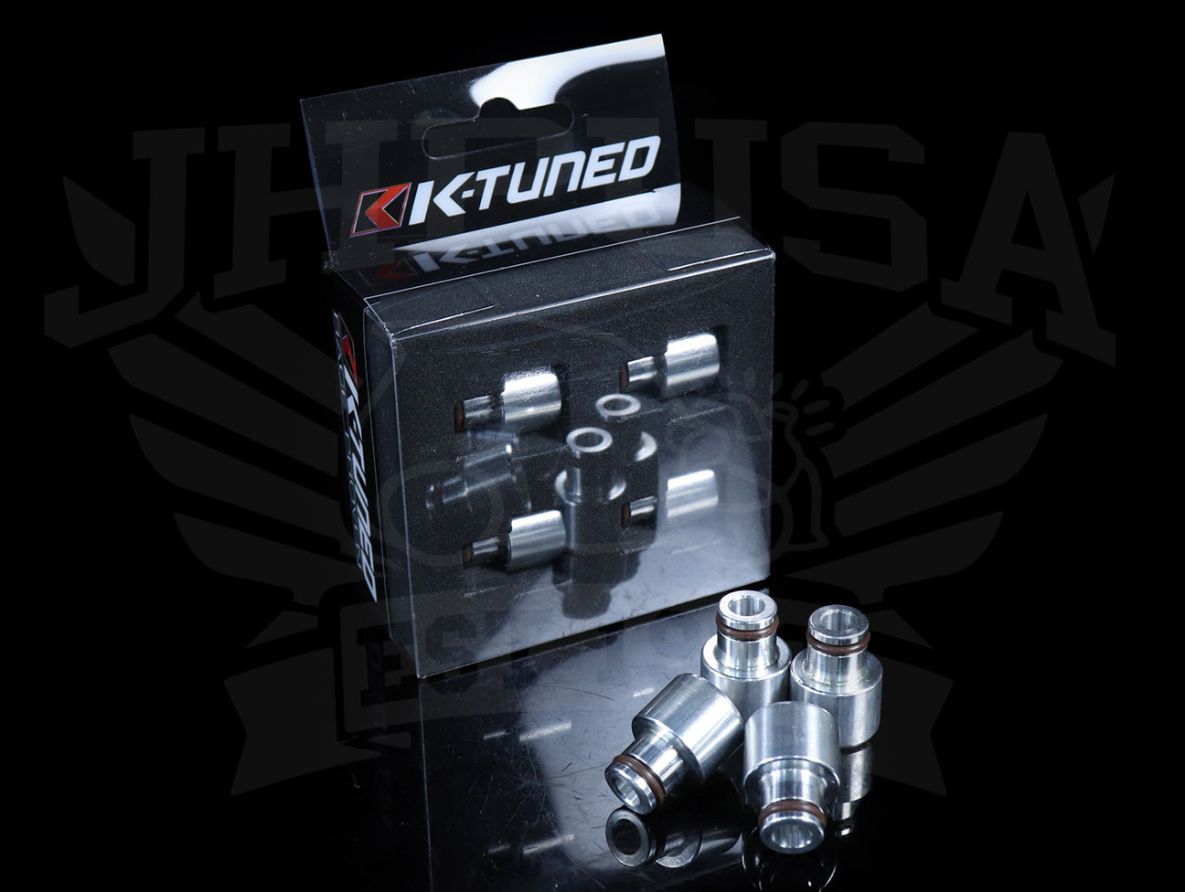 K-Tuned RDX Injector Hats for B/D-series Engines