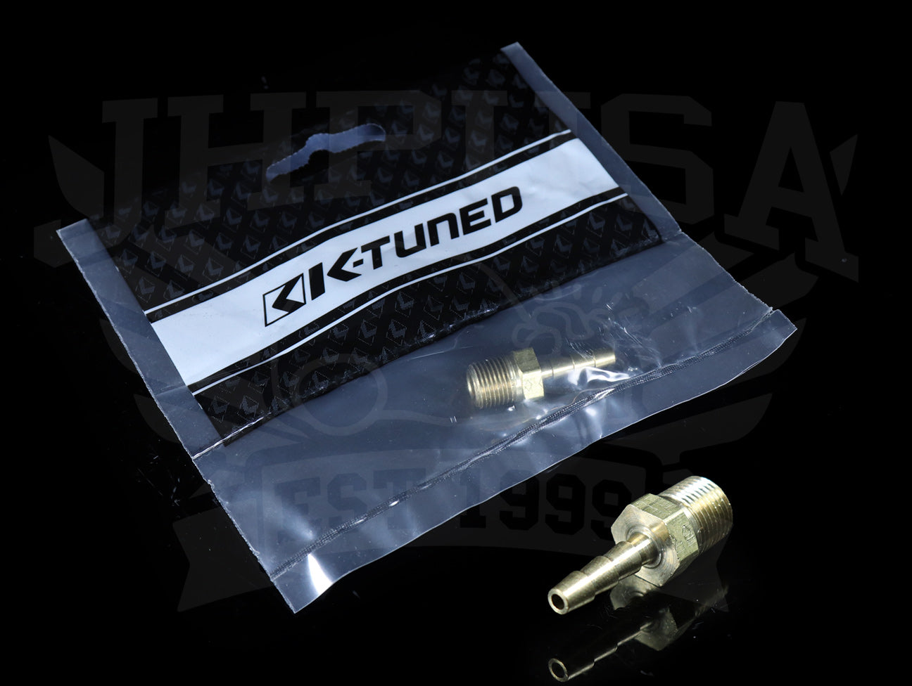 K-Tuned Universal 1/8 NPT To 4mm Vacuum Fitting