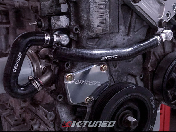 K-Tuned Oil Cooler Fittings