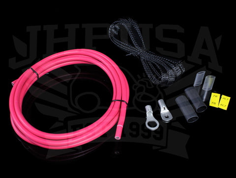 K-Tuned Power Wire Kit