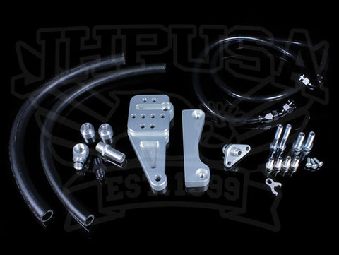 K-Tuned K-series Power Steering Relocation Kit