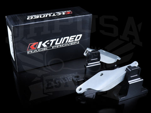 K-Tuned Quick Release Hood Hinge Set - 02-06 RSX