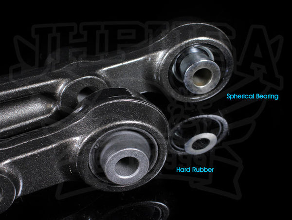 K-Tuned Front Lower Control Arms - 92-00 Civic / 94-01 Integra