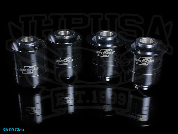 K-Tuned Front LCA Replacement Spherical Bearings - 92-00 Civic / 94-01 Integra
