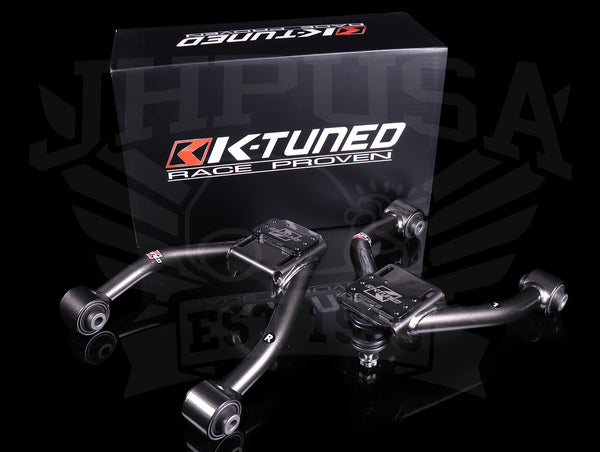 K-Tuned Front Camber Kit - 08-12 Accord / 09-14 TSX