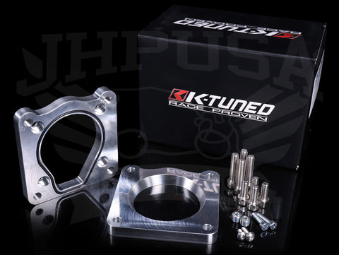 K-Tuned 80mm to RBC Throttle Body Adapter Plates - K-series