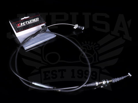 K-Tuned K-series Throttle Cable - Center Feed / ITB - Civic / Integra / RSX
