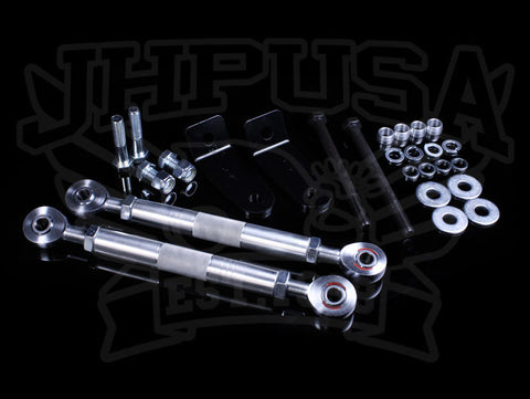 K-Tuned Front Stabilizer Bars - 88-91 Civic/CRX / 90-93 Integra