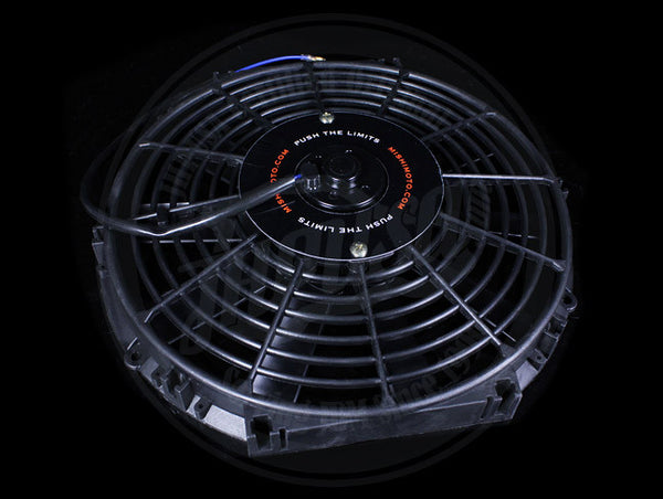"Mishimoto Slim Radiator Fan - 12"" / 14"" / 16"""