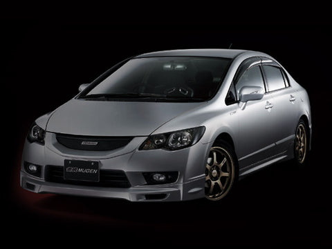 Mugen Door Visors - 06-11 Civic Sedan 4-Door