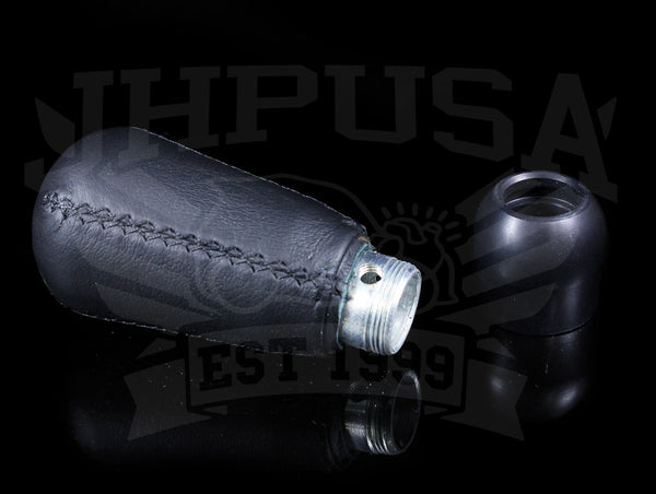Personal Leather Shift Knob - Drop Gear