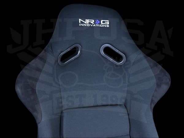 NRG FRP Race Bucket Seat - Large