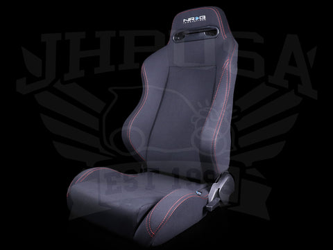 NRG Type-R Style Race Seats