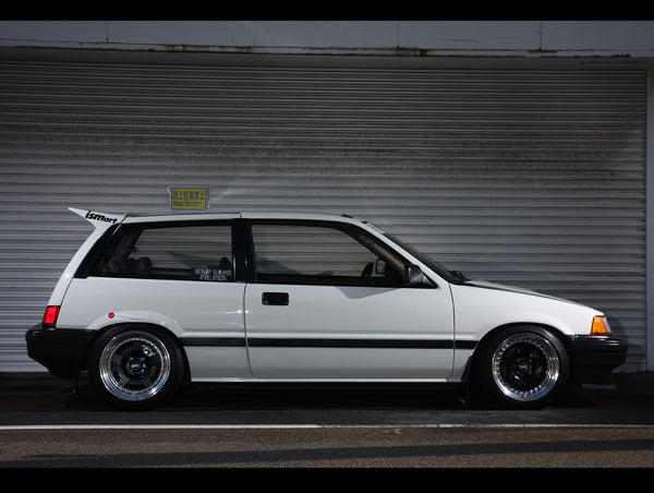 "Osaka JDM Rear ""Devil Wing"" - 84-87 Civic Hatchback"
