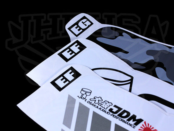 Osaka JDM Windshield Banner