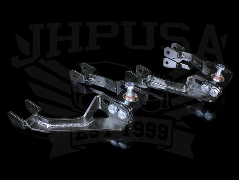 PCI Front Upper Spherical Camber Arms V2 - 88-91 Civic/CRX