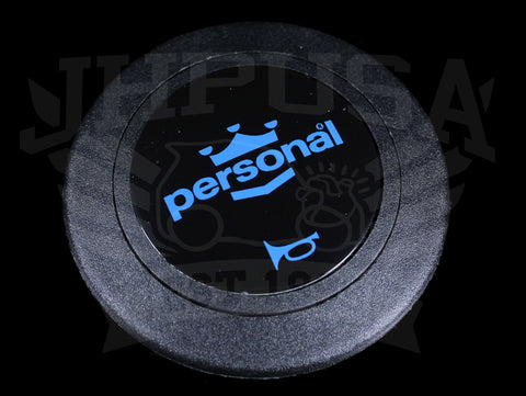 Personal Horn Button - Blue