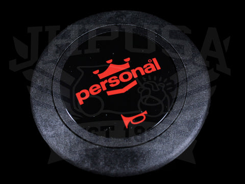 Personal Horn Button - Red