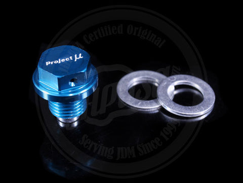 Project Mu Hyper Oil Magnetic Drain Bolt