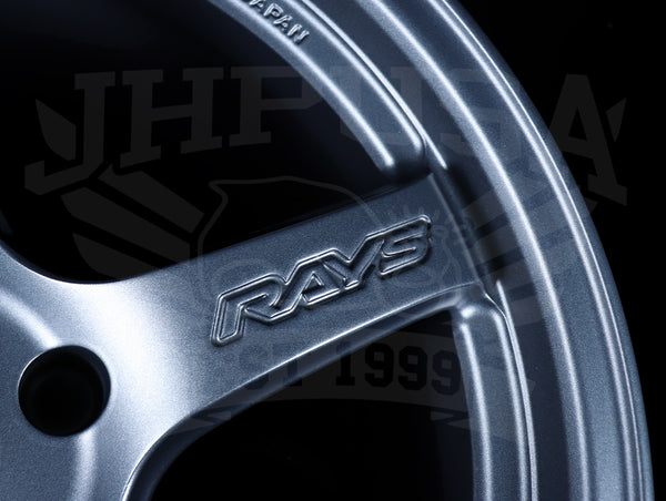 Rays Gram Lights 57CR Wheels - Gun Blue 2 15x8.0 / 4x100
