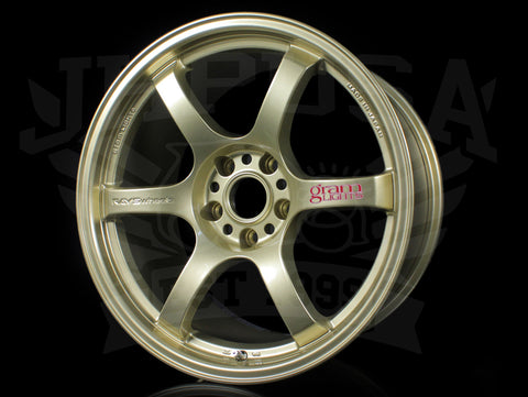 Rays Gram Lights 57DR Wheels - Gold 18x9.5 / 5x114 / +22