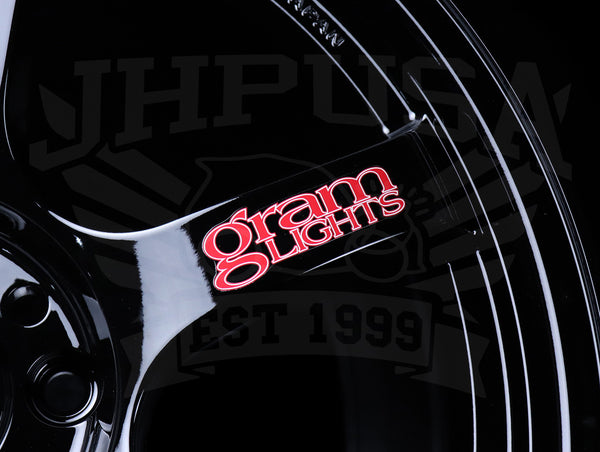 Rays Gram Lights Replacement Spoke Decal