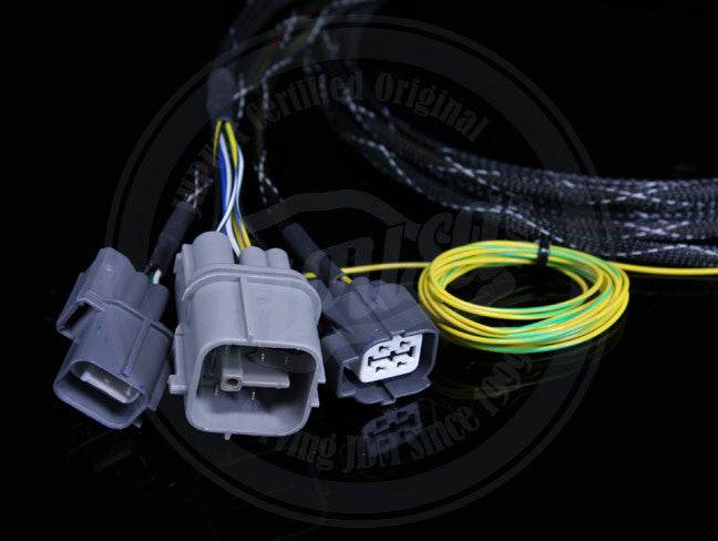 Rywire Harness Install. . Wiring Diagram on