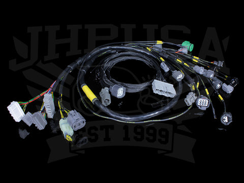 Rywire Mil-Spec F-series & H-series OBD1 Tucked Engine - 92-95 Civic / Integra