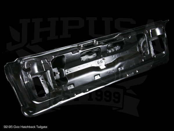 Seibon OEM Style Carbon Fiber Trunks & Hatches - Honda / Acura